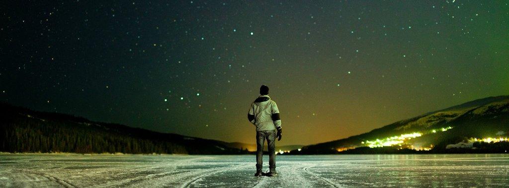 Alone_in_Road