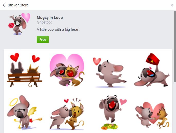 Facebook-Sticker-Mugsy-In-Love