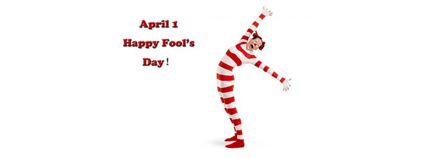 Joker April Fools' Facebook Cover Photo