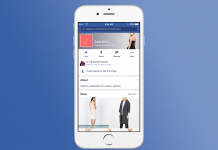 Facebook Page Buy Button