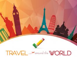 TRAVEL around the WORLD - Facebook Contest