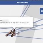 Marauder's Map Google Chrome Extension
