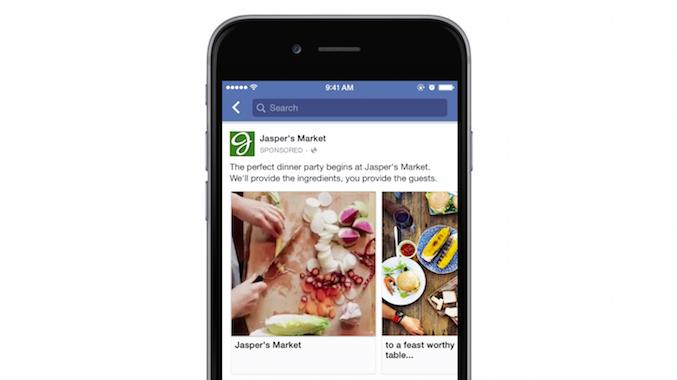 Facebook advertising week 2