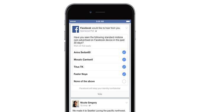 Facebook advertising week 3