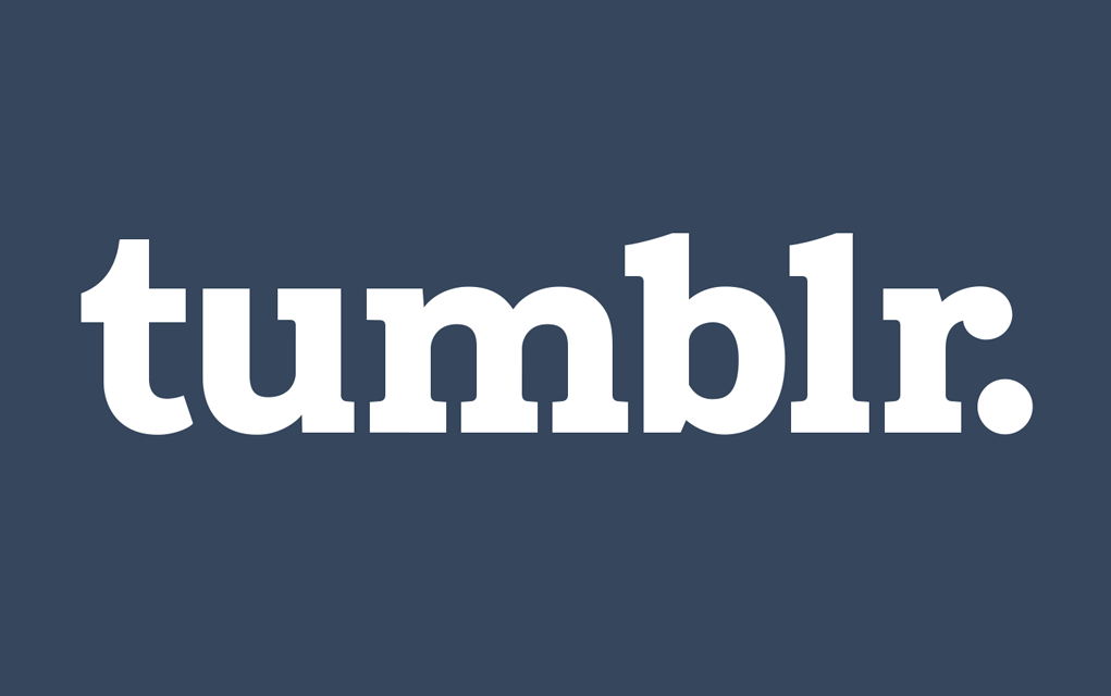 dating in 2015 tumblr logo