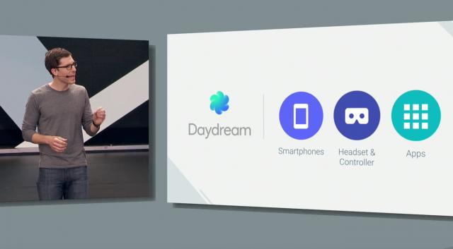 Daydream: A Virtual Reality