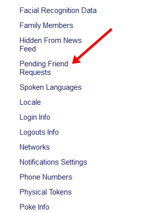 How to View your Pending Friend Requests on Facebook