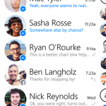 Facebook Messenger for Windows Phone Gets Emoticons and Voice Messages