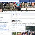 Facebook LinkiedIn-like Profile Tag