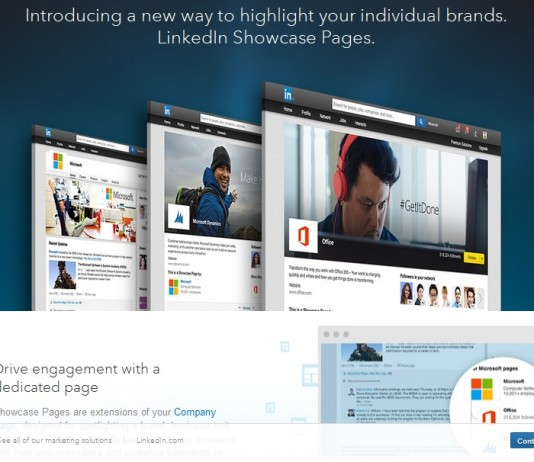 Why You Need LinkedIn Showcase Pages
