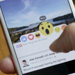 Facebook Reactions Mobile