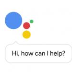 The Conversing Google Assistant